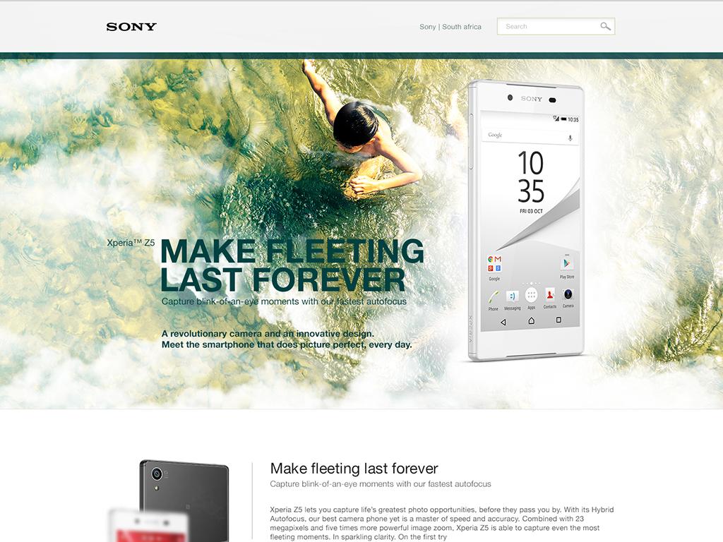 Sony - Concept